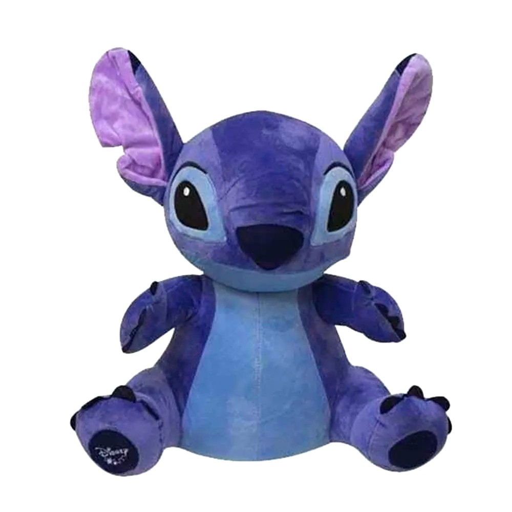 Pelúcia do Stitch Disney Premium com Som de 30cm