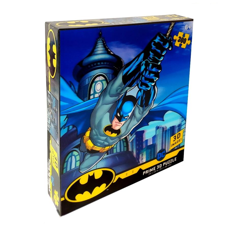 Quebra Cabeça do Batman 3D Reflexivo