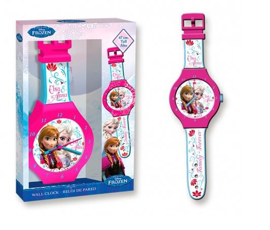 Relógio de Parede 47cm Frozen Disney - DTC
