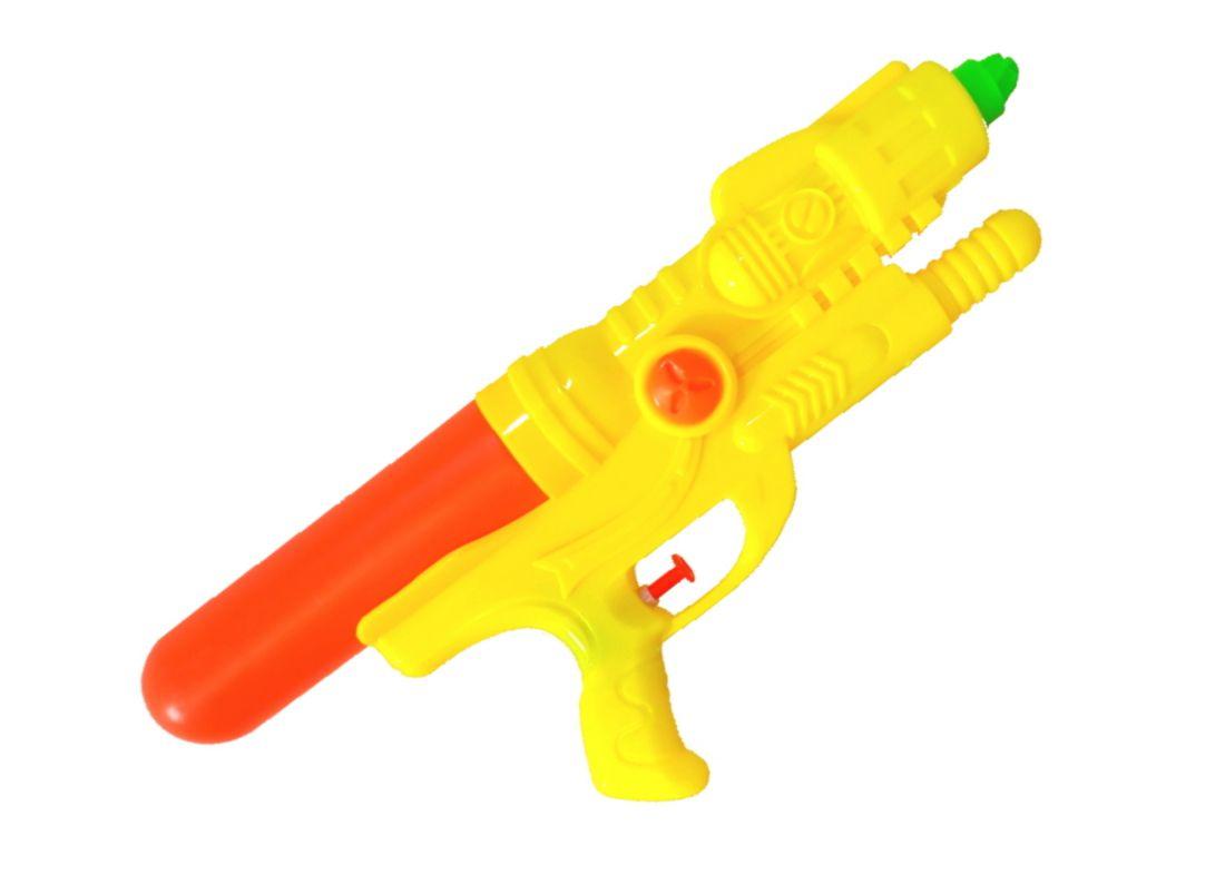Super Arminha de Água Pistola Lançador de Agua Jato Duplo Flix Water - Kit com 3