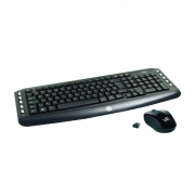Kit teclado e mouse HP sem fio LV290A