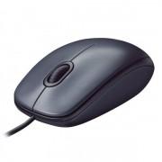Mouse Logitech M100 Blister Confortable