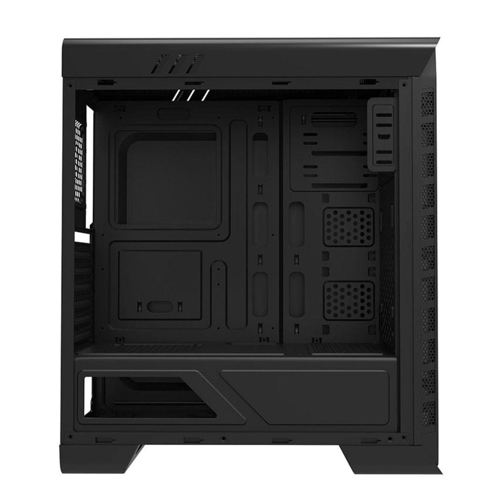 Gabinete Gamer Gamemax G503X Elysium Preto Full Window