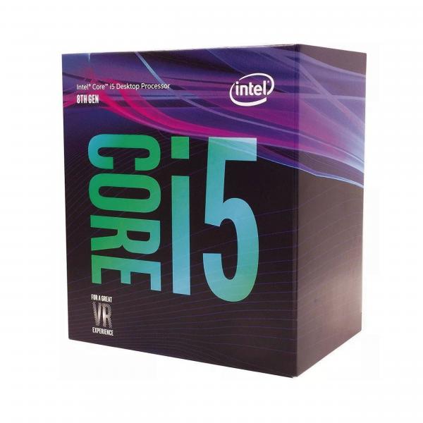 Processador Intel Core I5-8400 2.8Gh 9MB 8 Geração