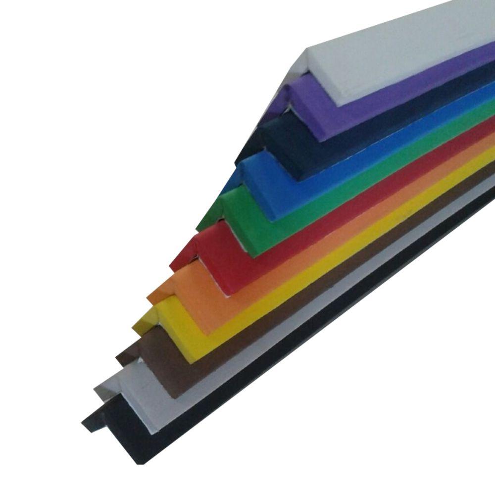 Cantoneira de Mobília  100x2,5cm 0,6mm