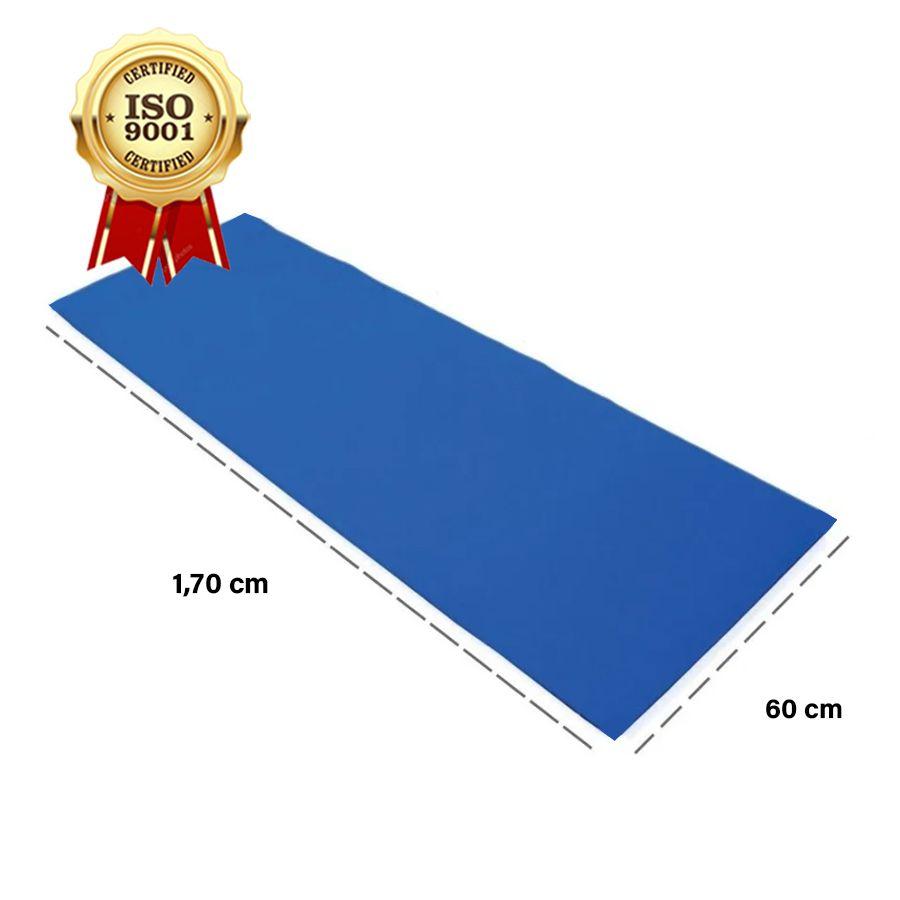 Colchonete EVA flexível 170x60cm 0,5cm