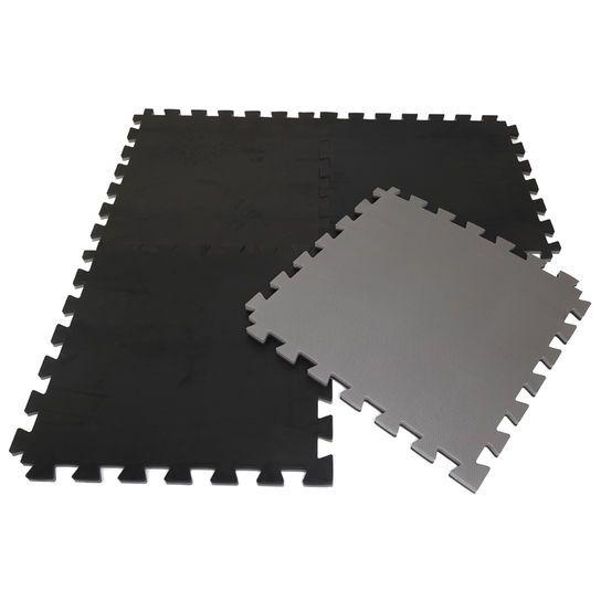 Kit Tatame E.V.A. 4 unidades 100x100x4cm 40mm Dupla Face