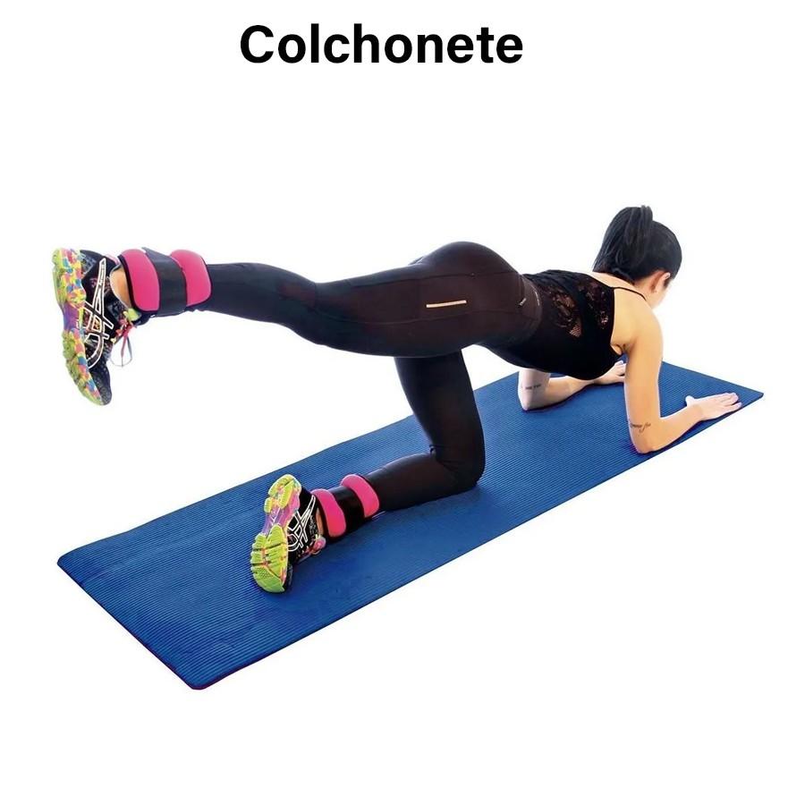 Kit Treinamento Funcional Fitness C/ 5 Itens Inclusos