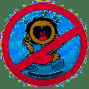 Painel de E.V.A Escolar/Decoração - Proibido chorar sem motivo