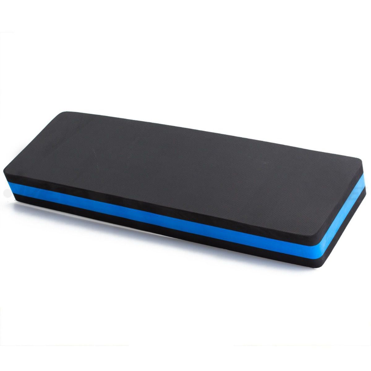 Step 90x30x10cm Azul e Preto
