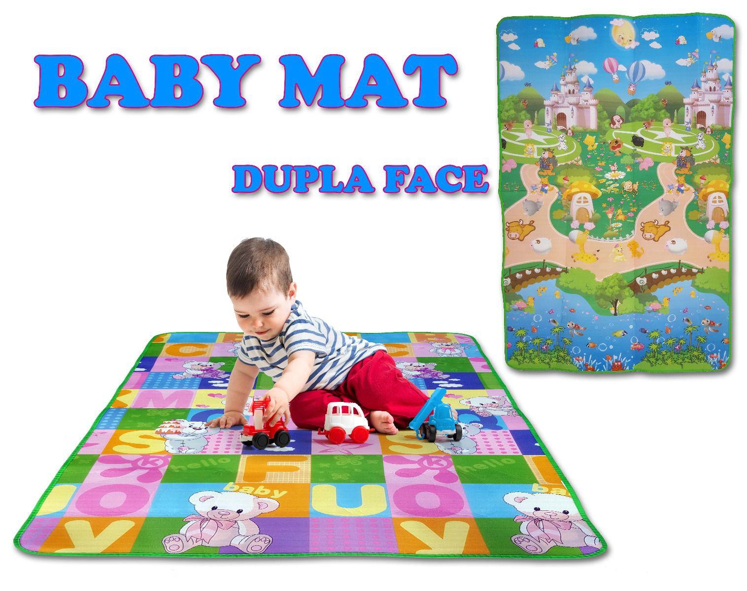 Tapete Baby Mat 180x120cm