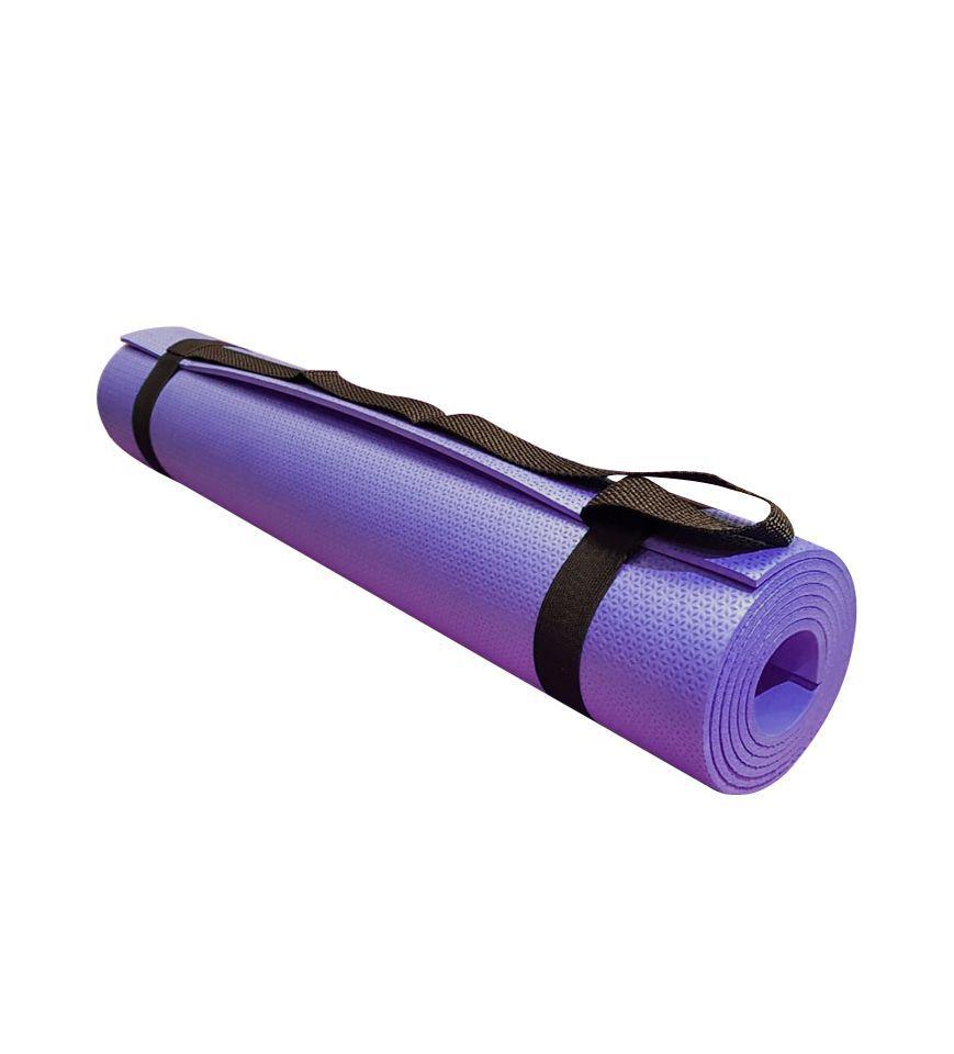 Yoga Mat Texturizado 170x60cm 5mm