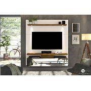 Painel Home Para Tv 60 Polegadas Luce Dj Móveis