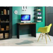 Mesa para Computador Studio 900 Caemmun Argan/Preto Tex