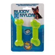 Osso PP Nylon Brinquedo Mordedor - Buddy Toys