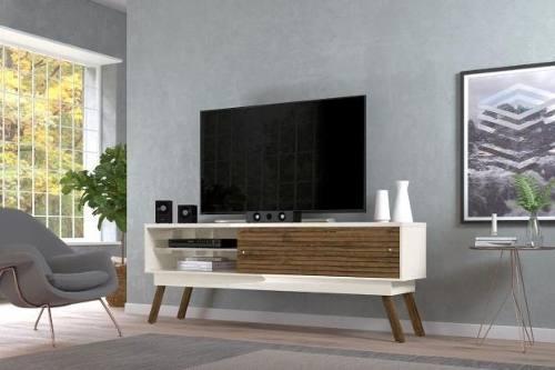 Rack Bancada Frizz 1.8 Para Tv Até 75 Polegadas Madetec
