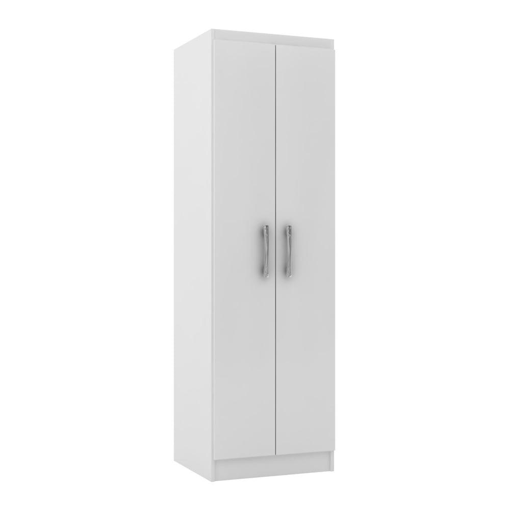 Armário Multiuso 2 Portas Ibiza 4099 Branco - Doripel