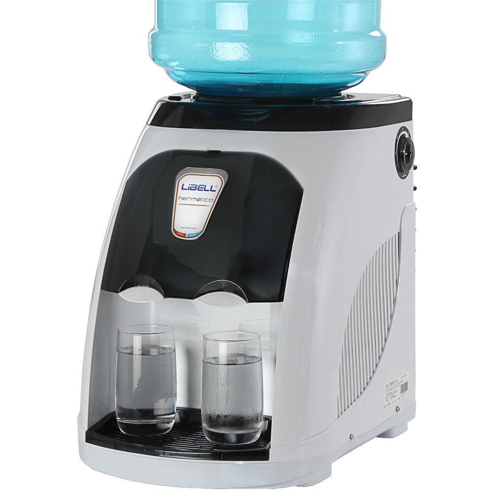 Bebedouro de Água com Compressor Libell Branco
