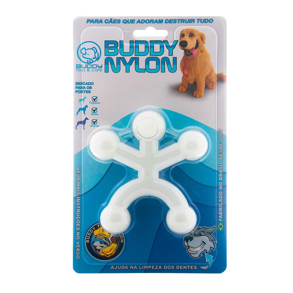 Boneco Nylon Brinquedo Mordedor - Buddy Toys