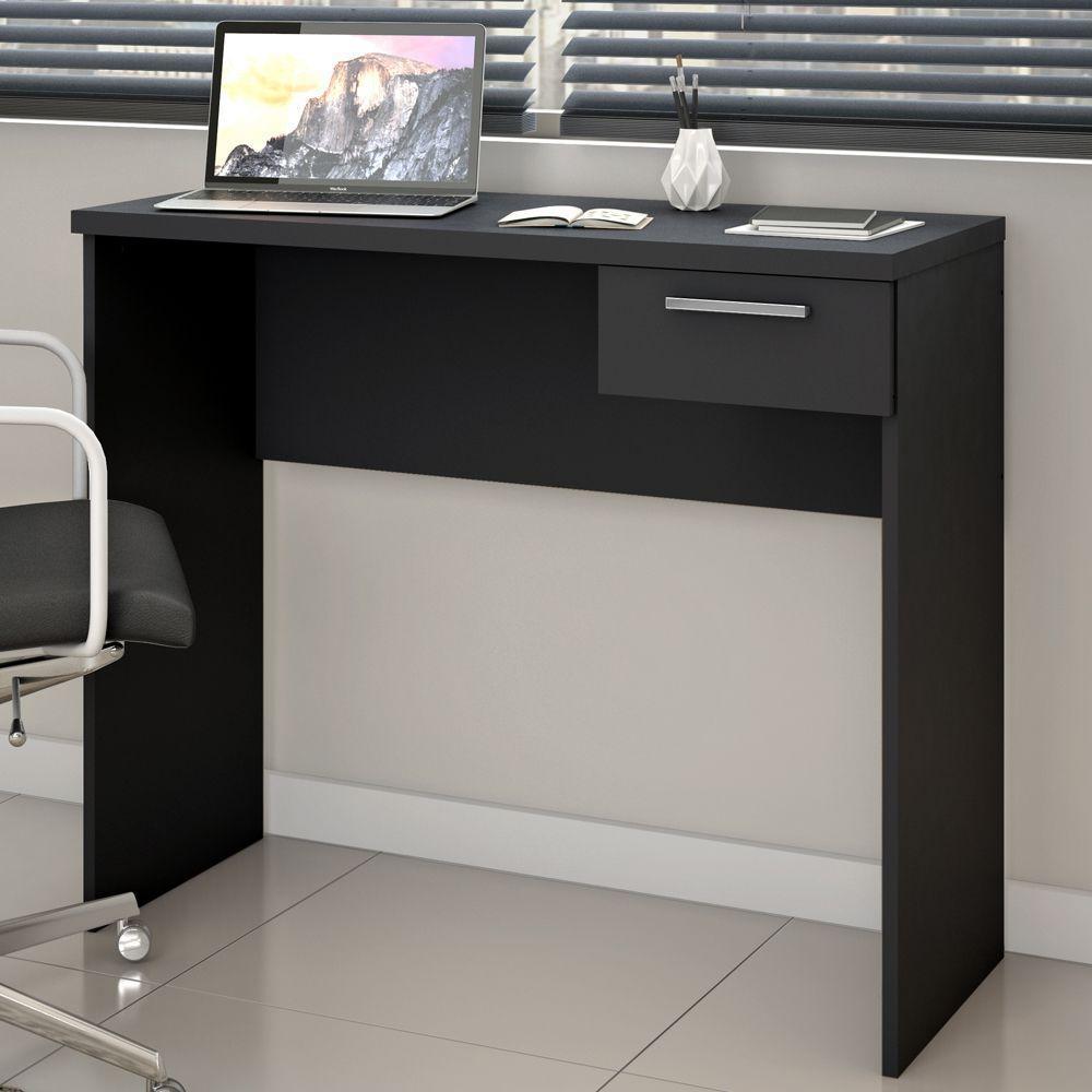Mesa Office 1 Gaveta NT2000 Preto - Notável