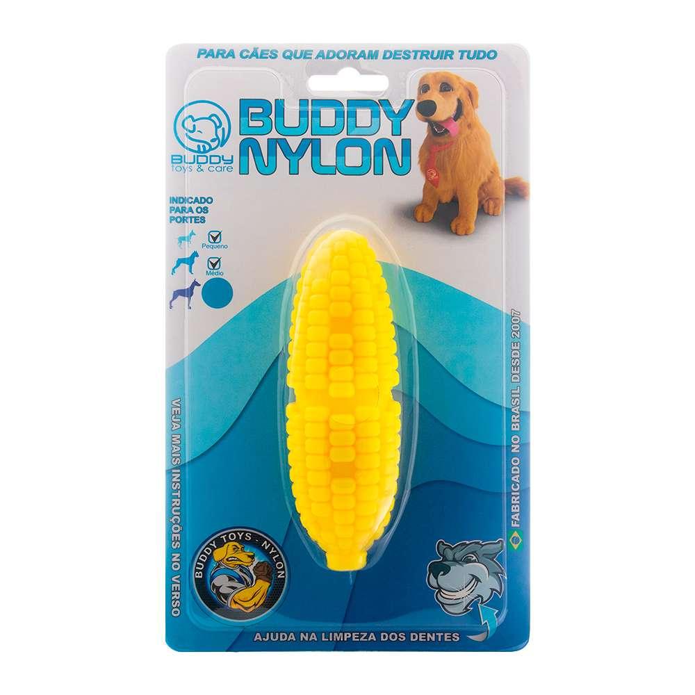 Milho Nylon Brinquedo Mordedor - Buddy Toys