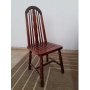Cadeira Madeira Maciça Torneada