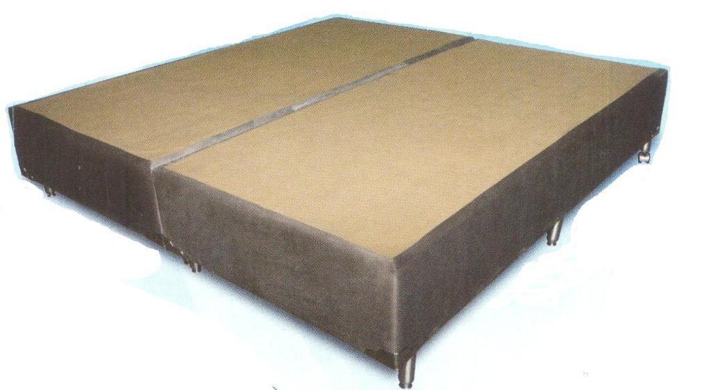 Box para colchão de casal