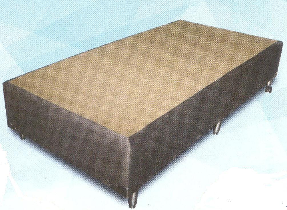 Box para colchão de solteiro 0,88