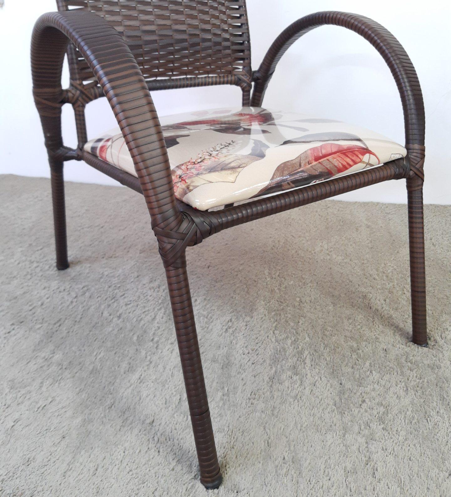 Cadeira Fibra Sintética Artdesign264