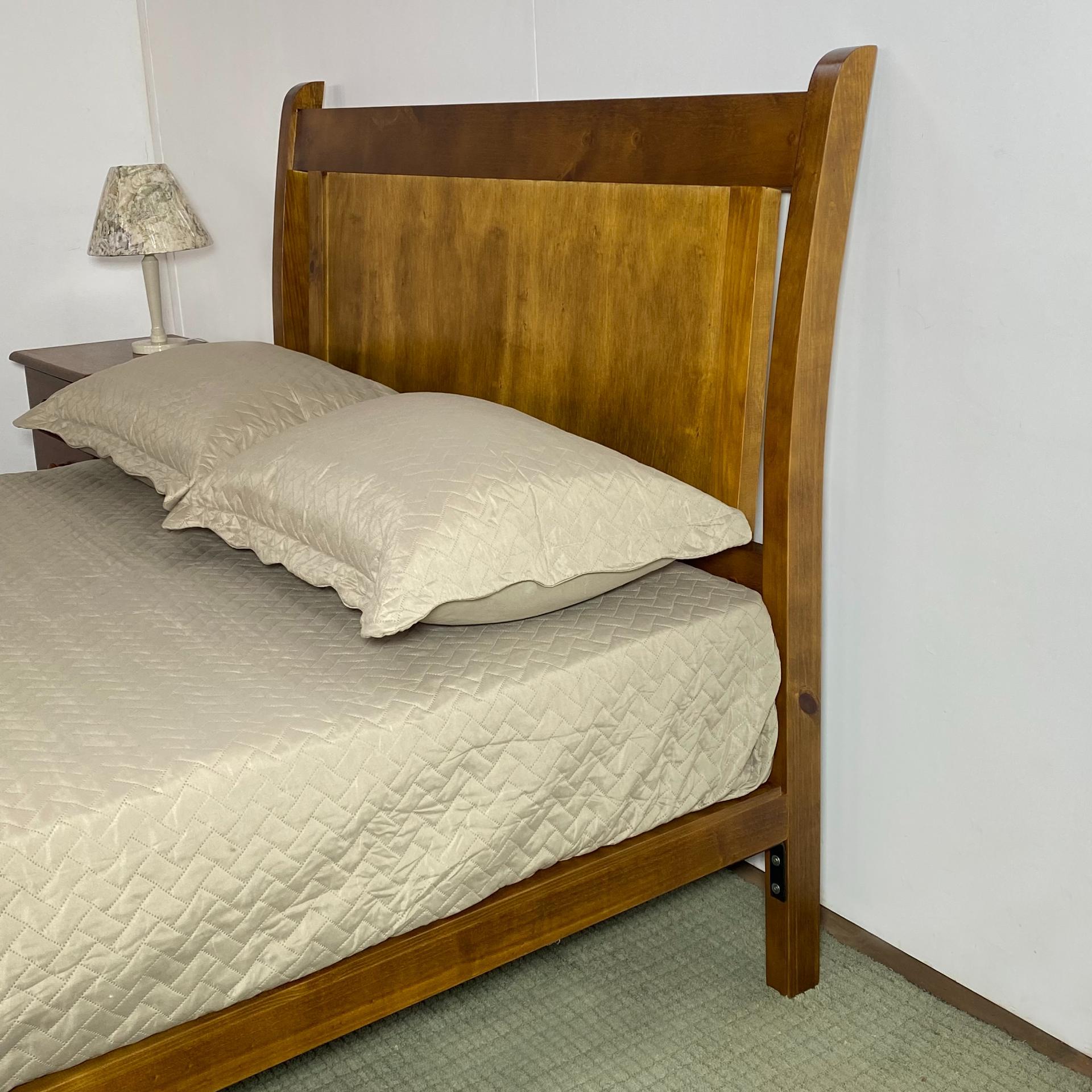 Cama Box Casal 1,40 Madeira Maciça BocaRica223