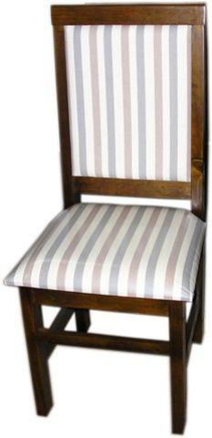 Conjunto com 06 cadeiras Madeira Maciça