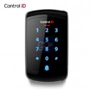 Controlador De Acesso Idtouch ASK Touch Teclado Leitor de Cartão Control ID