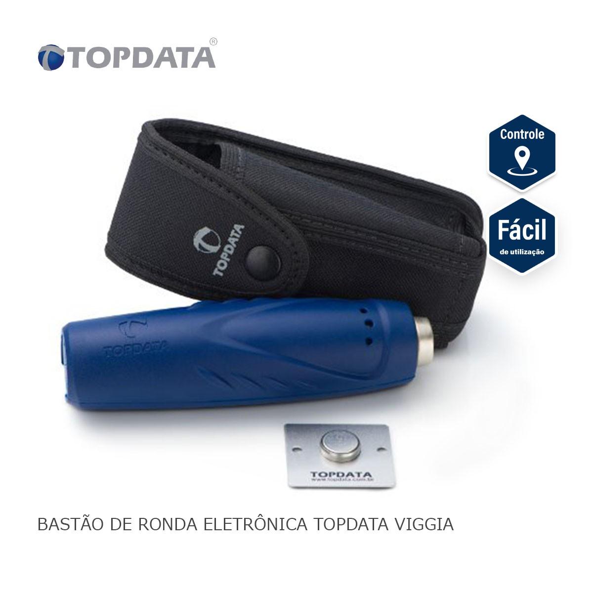 Bastão de Ronda Eletrônica Topdata Viggia