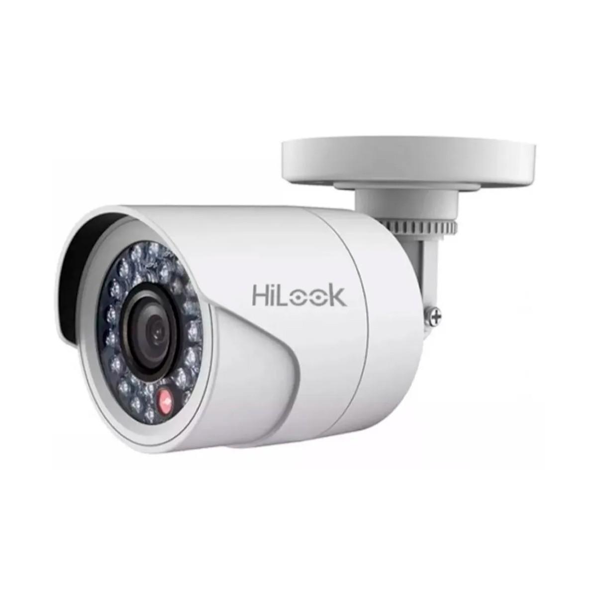 Câmera Hilook Hikvision 1mp 720p 4x1 2,8mm Thc-b110c-p  - GO AUTOMAÇÃO