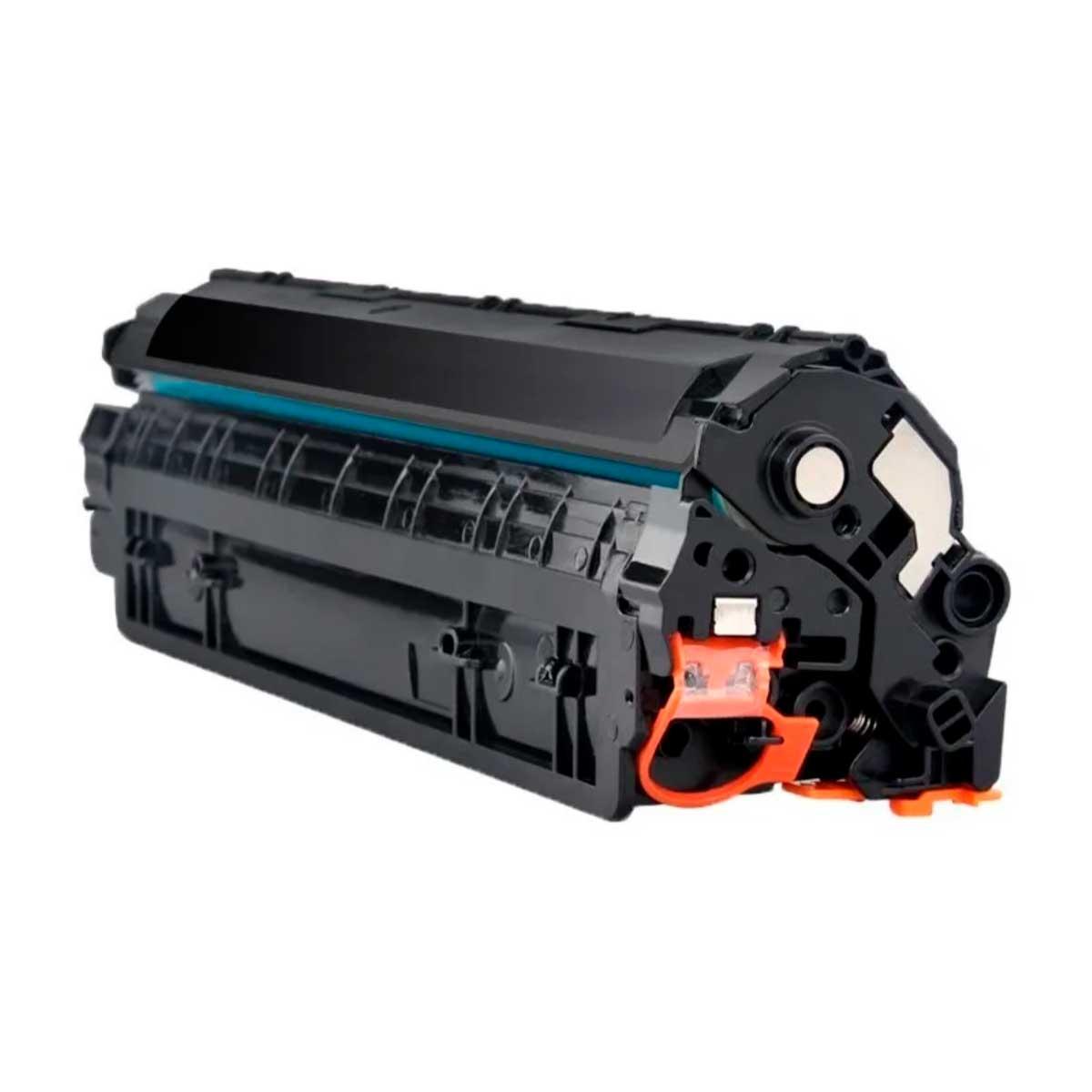 Cartucho Compatível De Toner Hp Cb435 Cb436 Ce285 Ce278