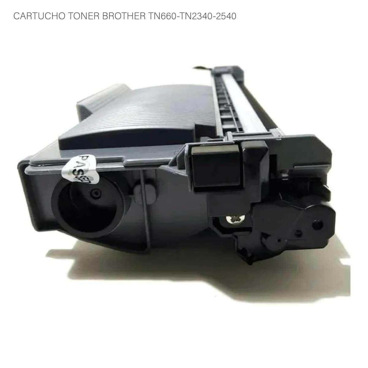 Cartucho Compatível Para Uso Impressora TN-2370 / TN-2340 / TN-660