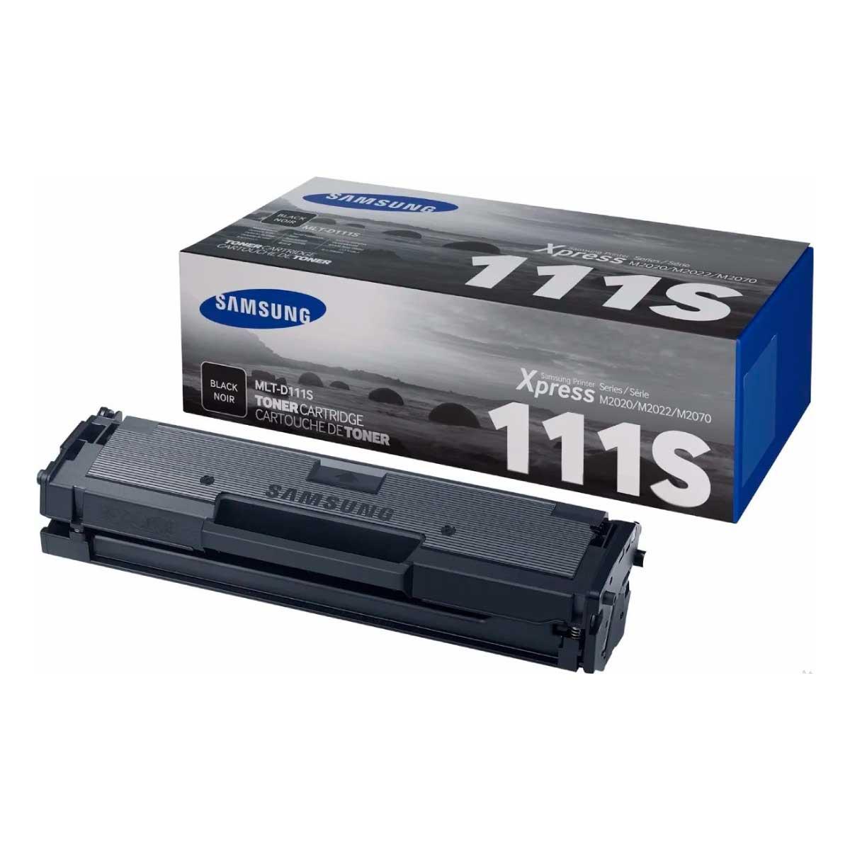 Cartucho De Toner Original Samsung D111 111s Mlt 111s