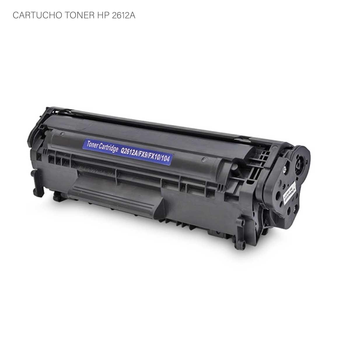 Cartucho De Toner Para Q2612a 12a Q2612 2612a