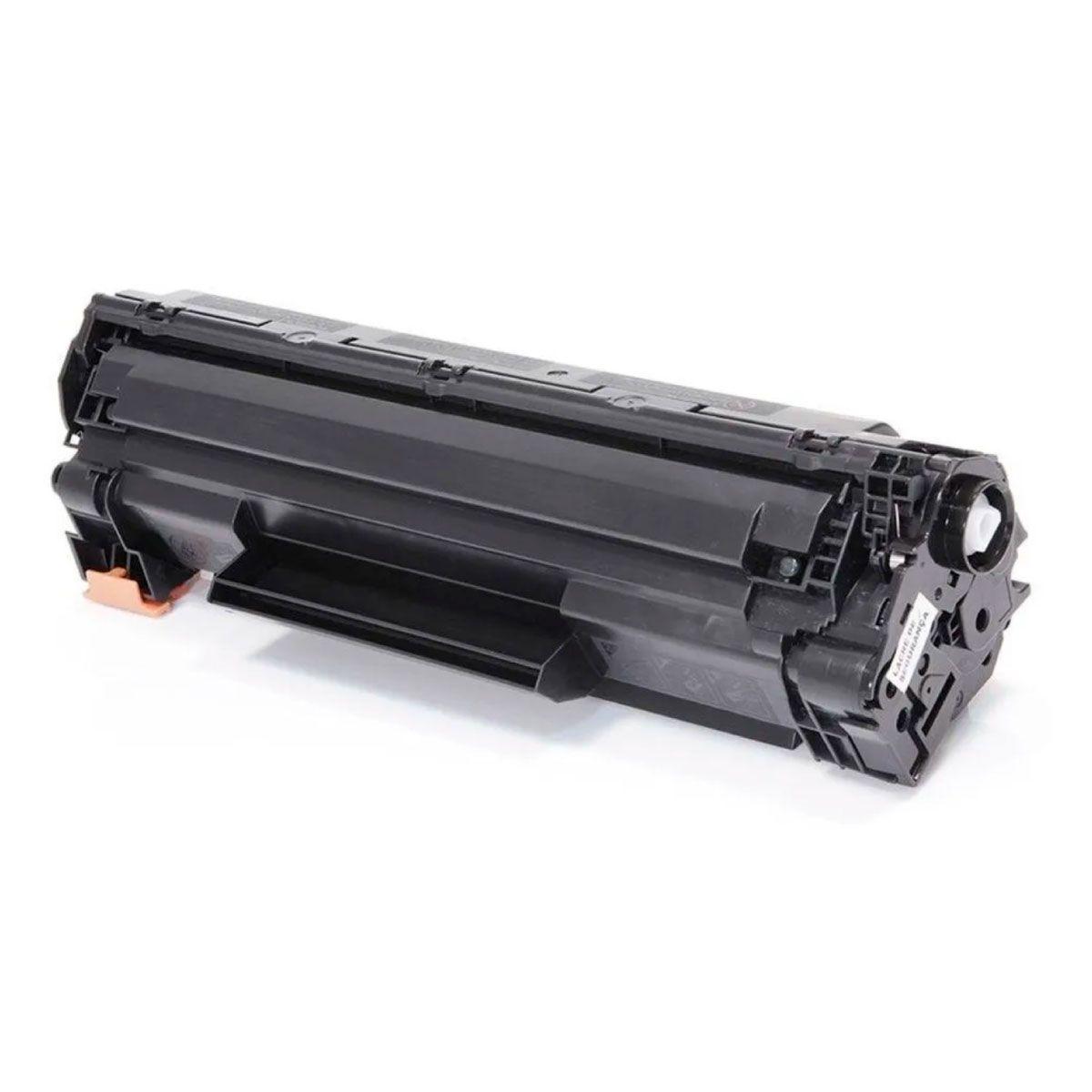 Cartucho Tinta Toner Compatível Hp Cf283a Preto Chinamate
