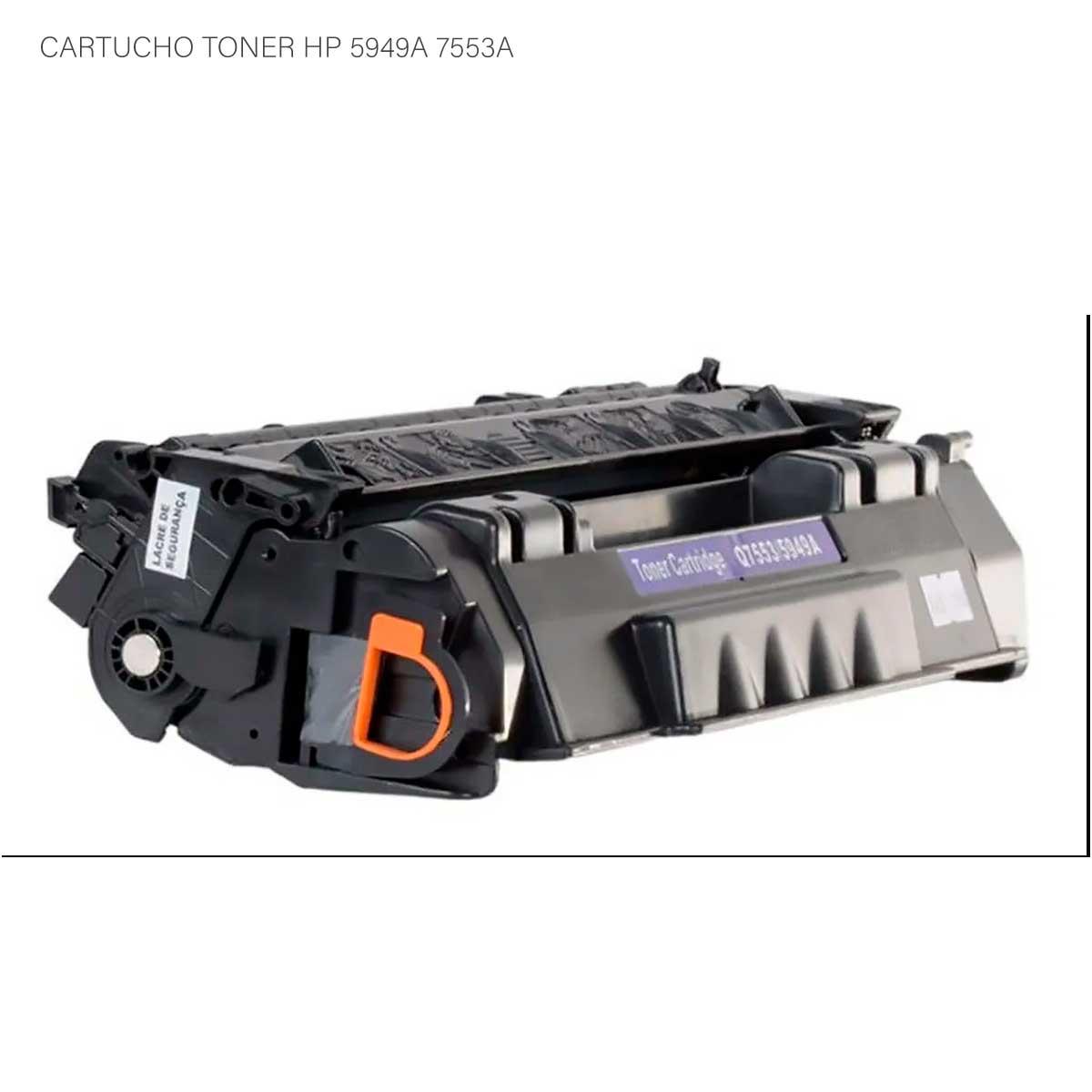 Cartucho Toner Hp 5949a/7553a  - GO AUTOMAÇÃO