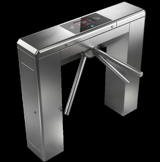 Catraca iDBlock Balção Control iD - Proximidade 125khz + Biometria  C/URNA