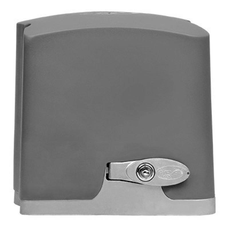 KIT Portão Deslizante PPA DZ Home 1/4 HP 13s* 300kg 3 Metros