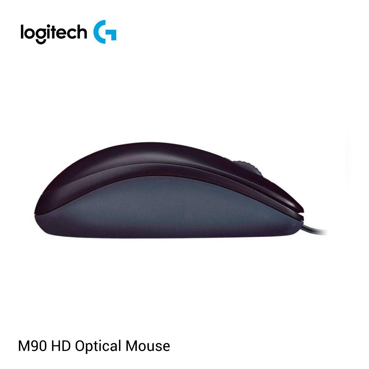 M90 HD Optical Mouse Logitech