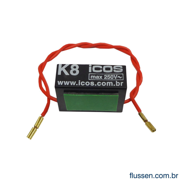 Filtro Supressor K8