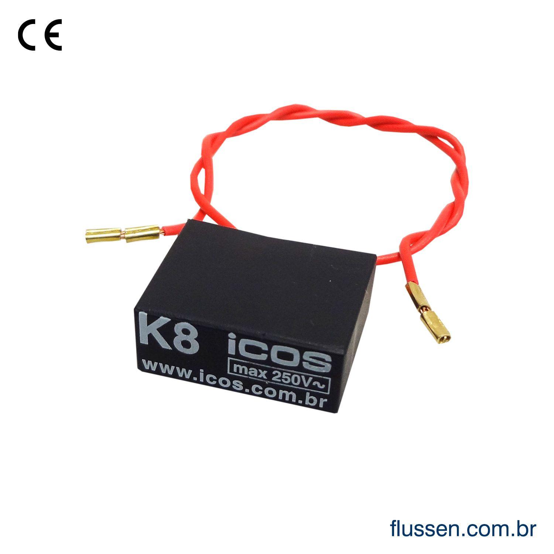 Kit Controle Automático de Nível (3 pç LA16M-40)