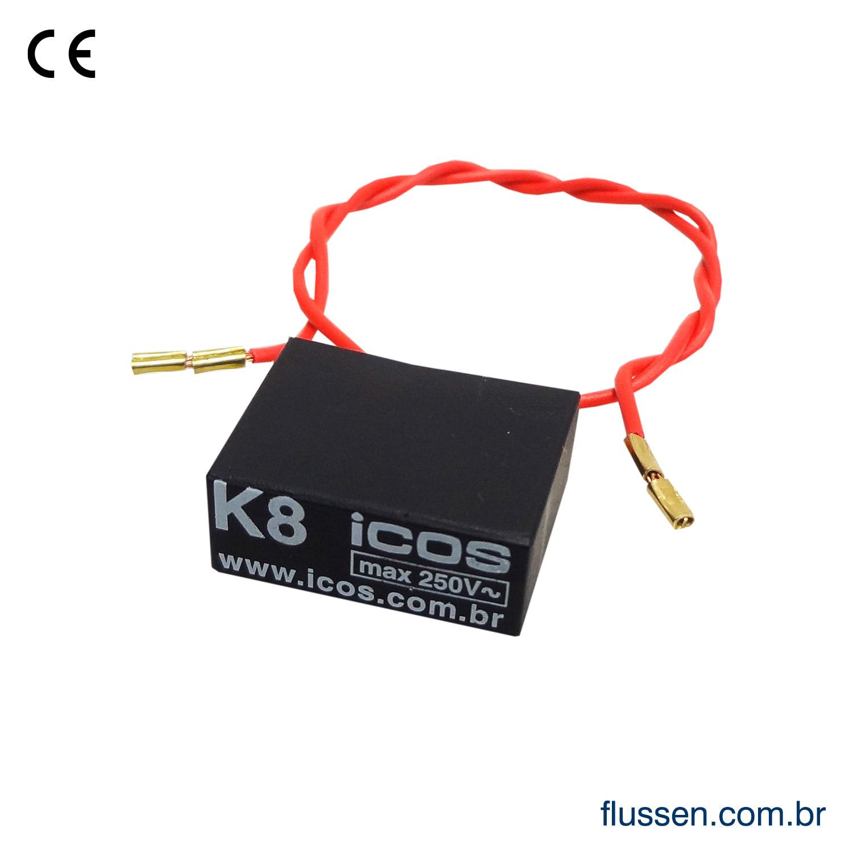 Kit Controle Automático de Nível Montado