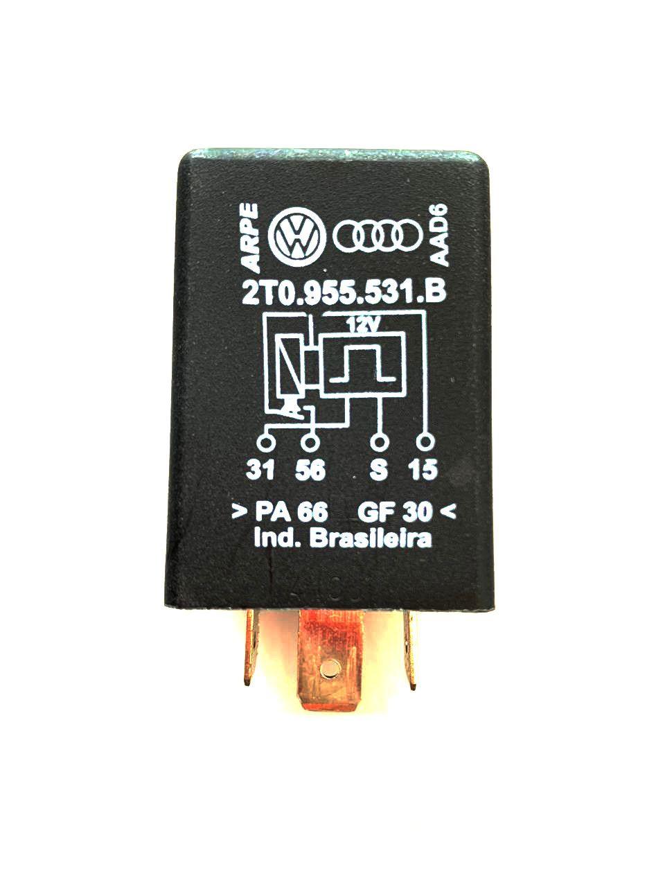 Kit Radiador (LF222E-40 + Led)
