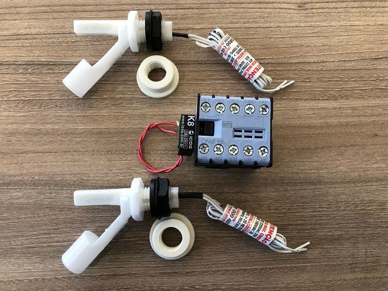 Kit Sensor De Nível Icos La16m-40 + Brinde