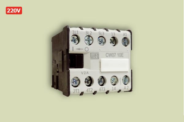 Mini Contator Weg CW07 220V