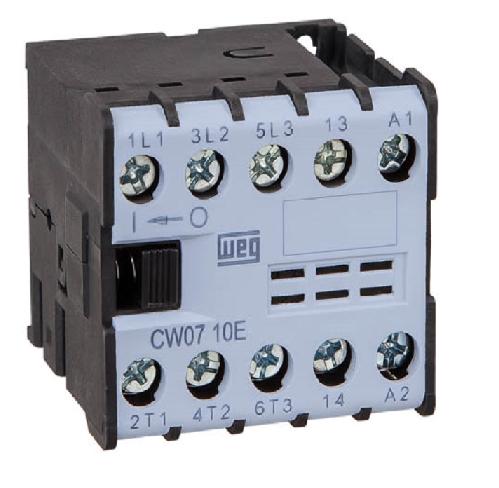Minicontator CW07 Montado